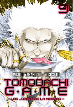 Tomodachi game #9