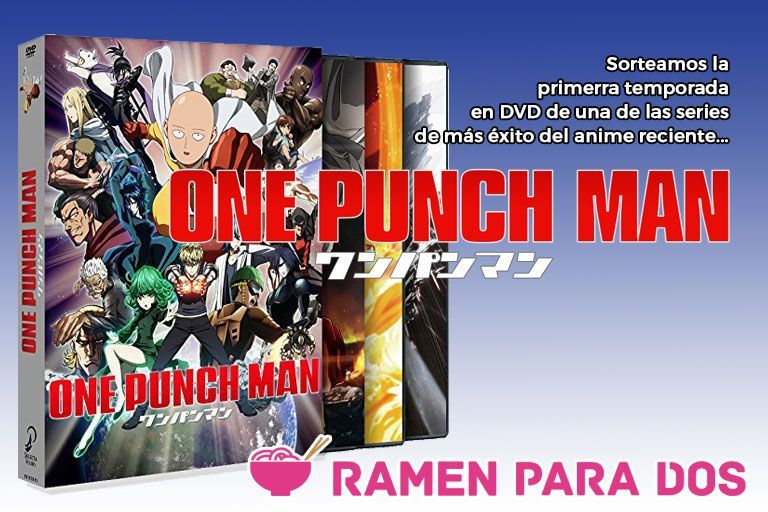 Concurso One Punch Man
