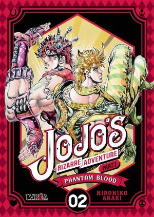 JoJo's Bizarre Adventure Parte 1: Phantom blood #2