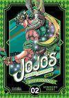 JoJo's Bizarre Adventure Parte 2: Battle Tendency #2