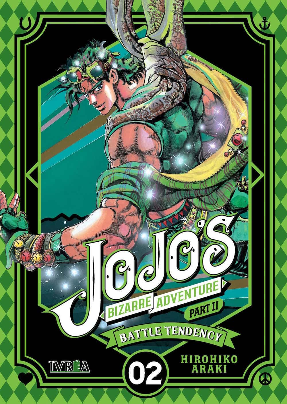 Jojo's Battle Tendency 2 Ivrea