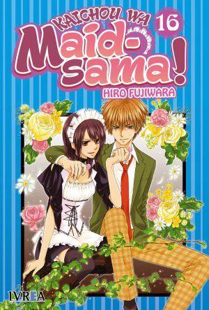Kaichou wa maid-sama! #16