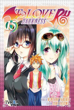 To-Love-Ru Darkness #15