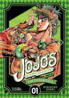 JoJo's Bizarre Adventure Parte 2: Battle Tendency #1