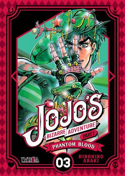 JoJo's Bizarre Adventure Parte 1: Phantom blood #3