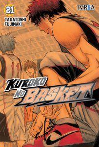 KUROKO NO BASKET #21
