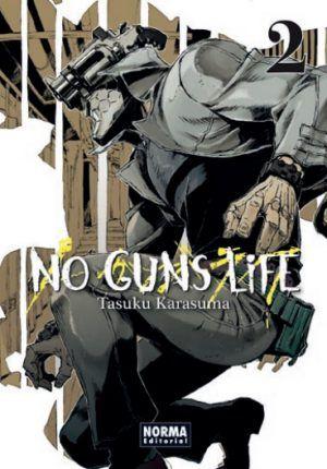No Guns Life #2