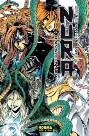 Nura, el señor de los Yokai #24