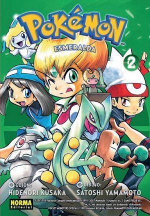 Pokémon Adventures #16
