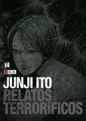 Junji Ito: Relatos Terroríficos #14