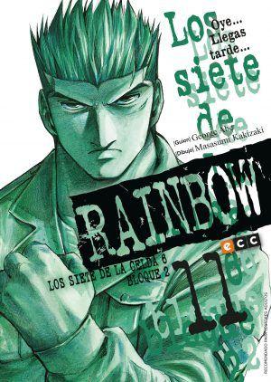 Rainbow #11