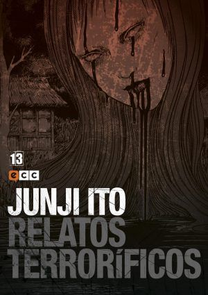Junji Ito: Relatos terroríficos #13