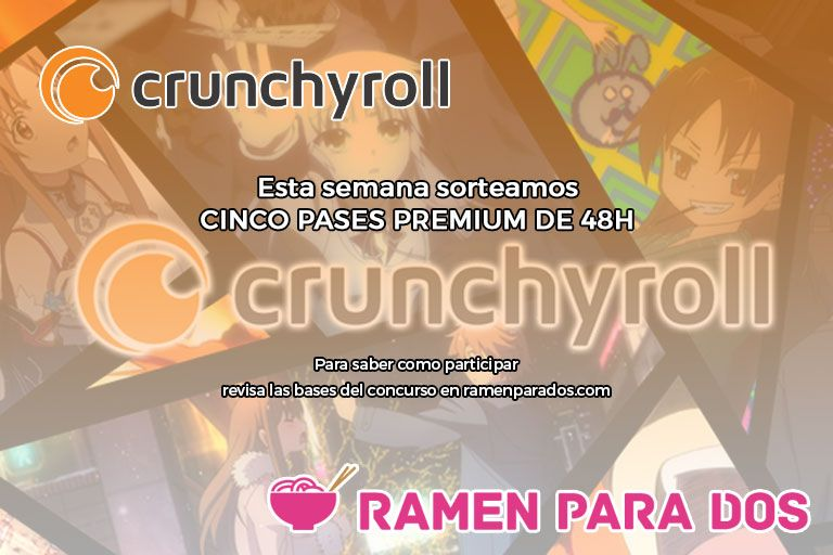 Concurso Crunchyroll