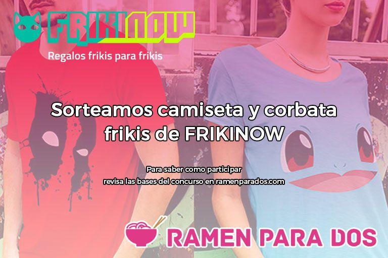 Concurso FrikiNow