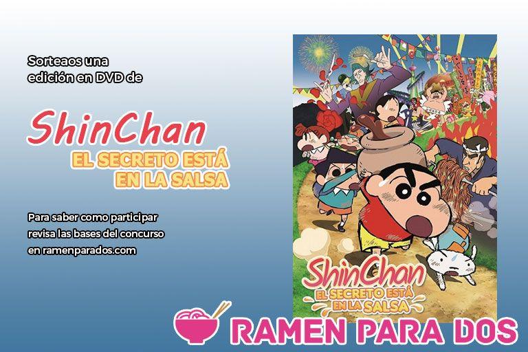 Concurso Shin Chan Salsa