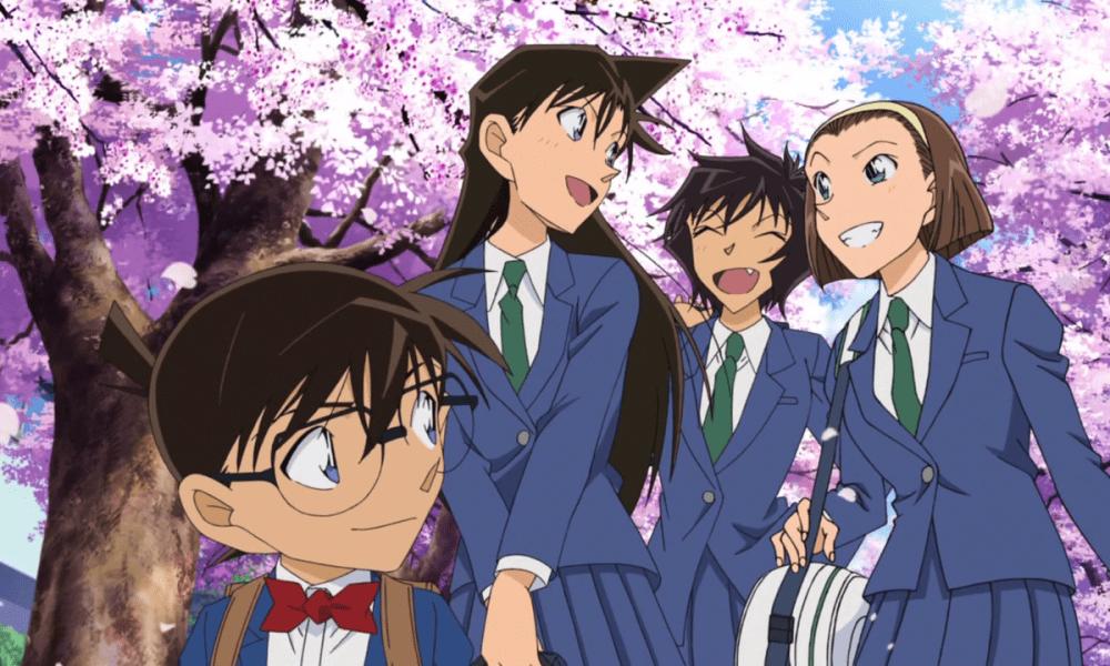DETECTIVE CONAN Anime Will Debut The Kioto Arc In January