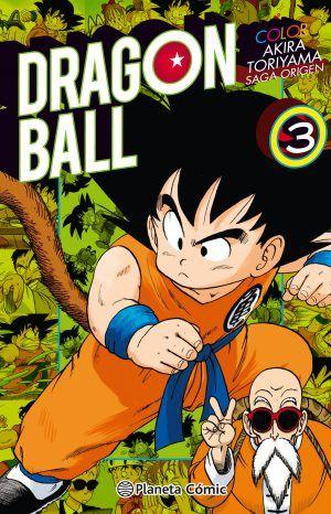 Dragon Ball Color Origen #3