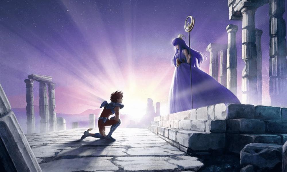 Netflix estrenará el remake de Saint Seiya en verano de 2019