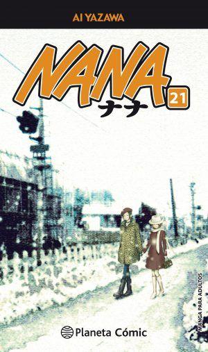 Nana (nueva edición) #21