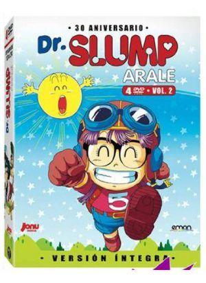 Dr. Slump #2 DVD