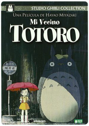 Mi vecino Totoro – Caja metálica DVD