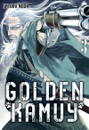 Golden Kamuy #3