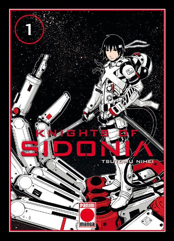 Knights of Sidonia #1 Panin