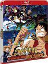 One Piece: El Gran Soldado Mecánico Del Castillo Karakuri BD