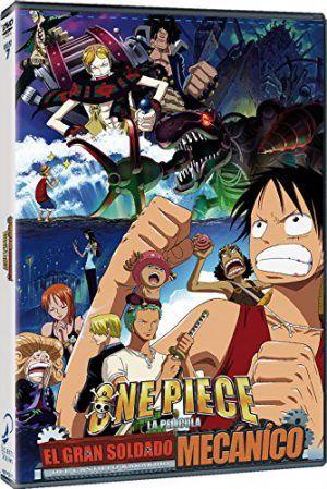 One Piece: El Gran Soldado Mecánico Del Castillo Karakuri DVD