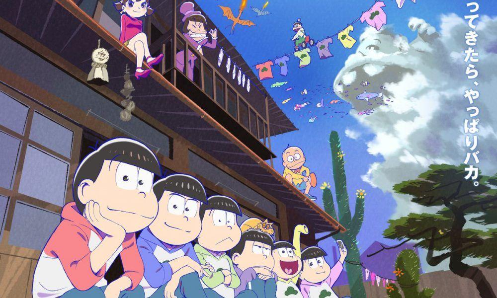 Osomatsu san S2 TV key