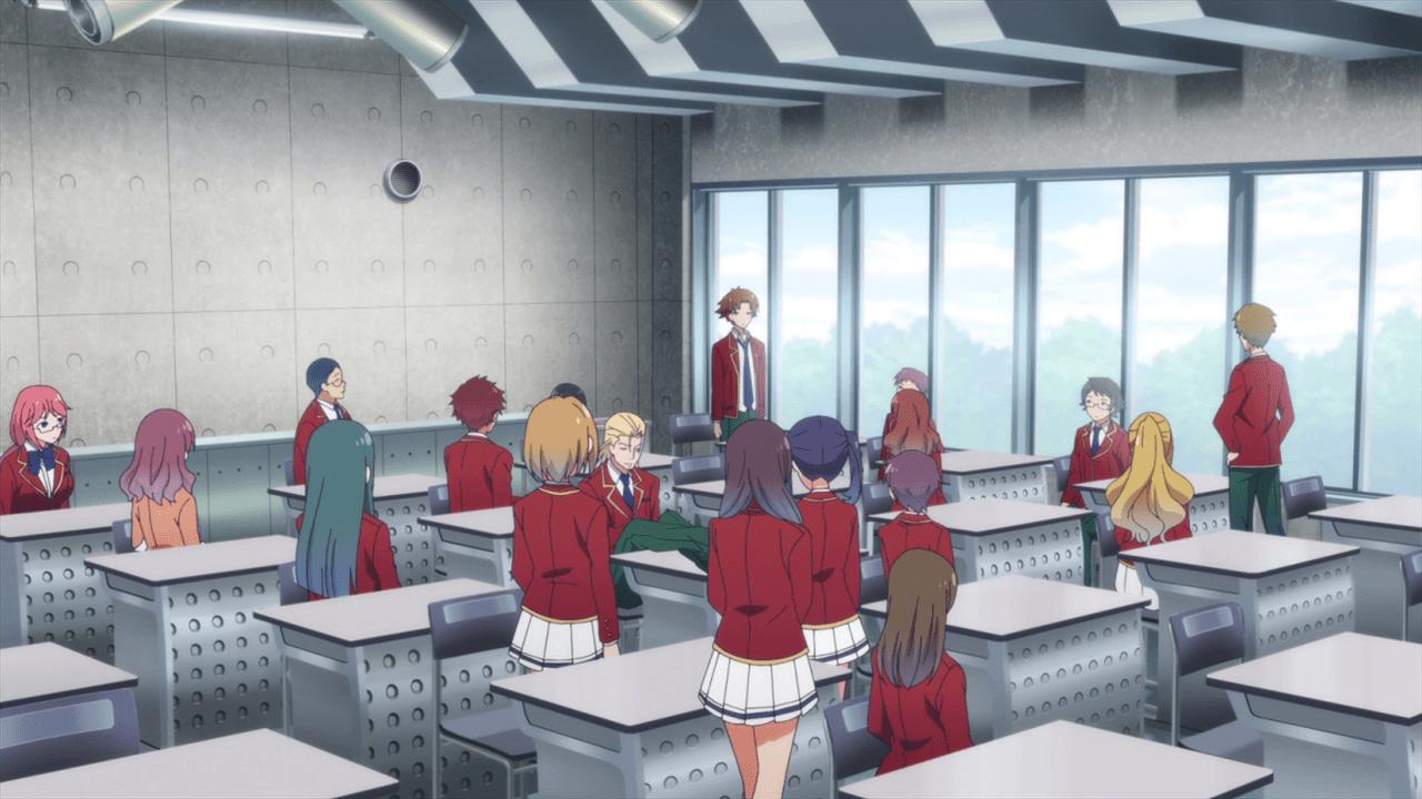 classroom of the elite light novel pdf