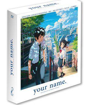 your name. – Edición coleccionista BD
