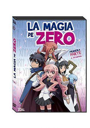 La magia de Zero #1 DVD