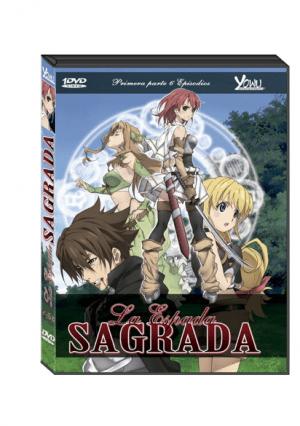 La espada sagrada #1 DVD