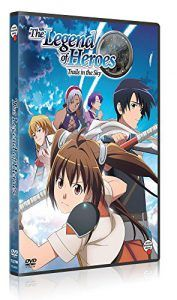 legend heroes DVD