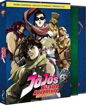 Jojo's Bizarre Adventure: Battle Tendency #2 DVD