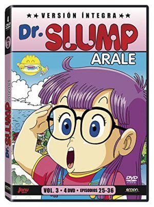 Dr. Slump #3 DVD
