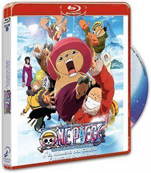 One Piece: Episodio de Chopper Plus: Florece el invierno, el milagro de los cerezos BD