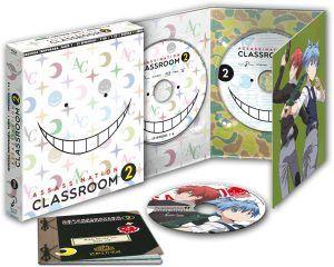 Assassination Classroom Temporada 2 – Edición coleccionista #1 BD