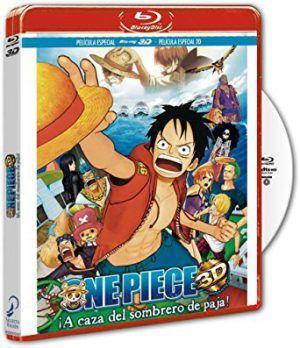 One Piece 3D: Persecución del Sombrero de Paja BD