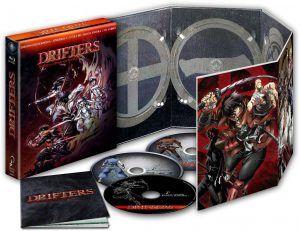 Drifters – Edición coleccionista BD