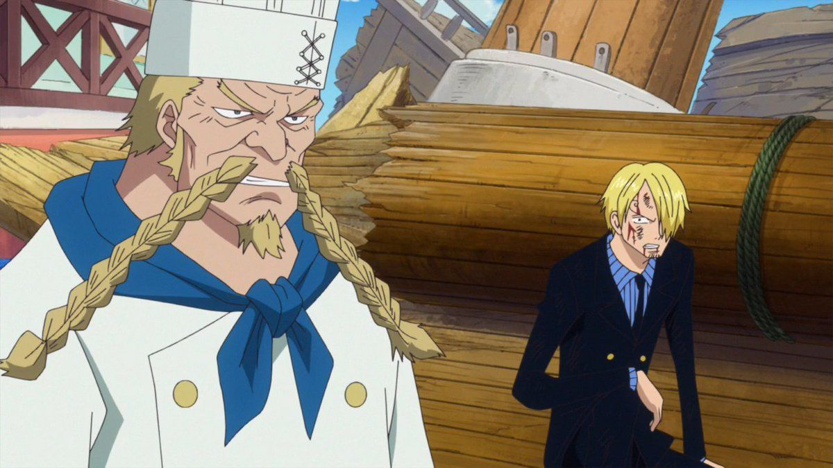 Review De One Piece 807 Un Duelo Descorazonador Luffy Contra Sanji Primera Parte Ramen Para Dos