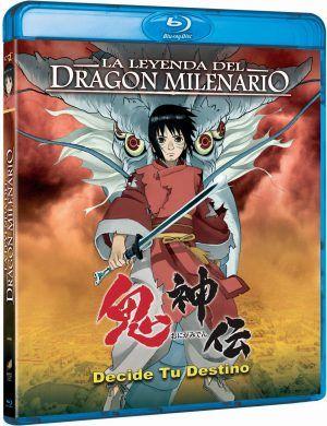 La Leyenda Del Dragon Milenario – Edición 2017 BD