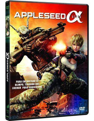 Appleseed: Alpha – Edición 2017 DVD