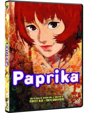 Paprika – Edición 2017 DVD