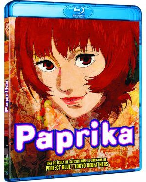Paprika – Edición 2017 BD
