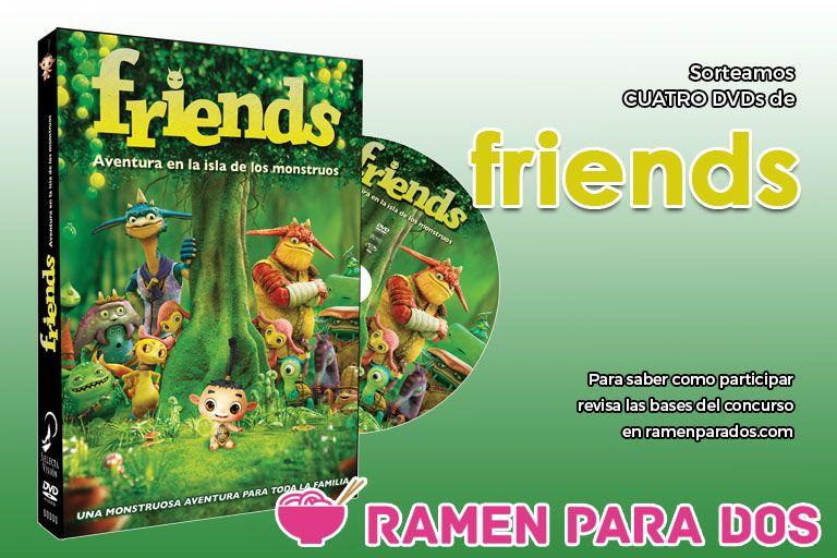 Concurso Friends
