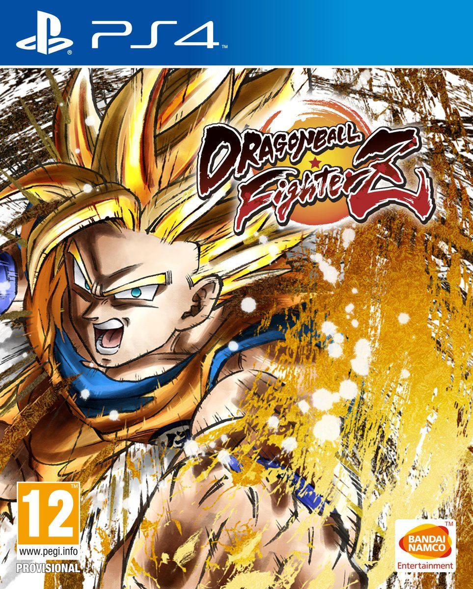 Dragon Ball Fighter Z PS4 cover