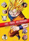 ¡Luz, Fuego, Destrucción! La gran aventura de Dragon Ball (II)