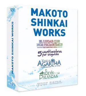 Makoto Shinkai Works – Edición XXIII Salón del Manga de Barcelona